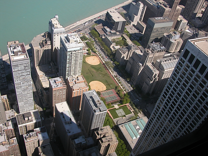 Chicago vom Hancock Center 2007 2